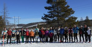 Post-race Participants